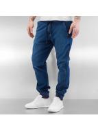 Reell Jeans Spodnie do joggingu Reflex Rib indygo