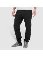 Reell Jeans Spodnie wizytowe Jogger czarny