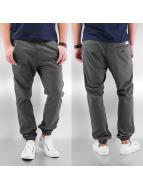 Reell Jeans Spodnie wizytowe Reflex Twill szary
