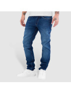 Reell Jeans Straight Fit Jeans Nova II blå