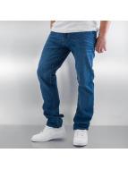 Reell Jeans Straight Fit Jeans Razor II blå