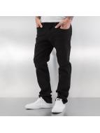 Reell Jeans Razor II Straight Fit Pants Black