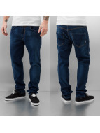 Reell Jeans Straight Fit Jeans Sampler Tapered Fit blau