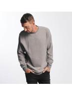 Reell Jeans Sweat & Pull Stitch Crewneck gris