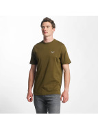 Reell Jeans T-Shirt Small Script olive