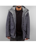 Reell Jeans winterjas Field grijs