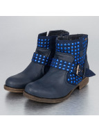 Refresh Stiefelette Moon blau