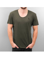 Religion T-Shirt Plain gris