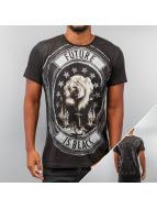 Religion T-Shirt Future is Black noir