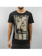 Religion T-Shirt Made in Germany schwarz
