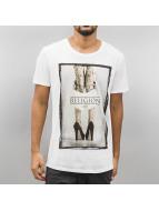 Religion T-Shirt Pull Them Down weiß