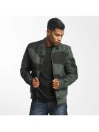 Rocawear Демисезонная куртка Retro оливковый
