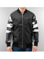 Rocawear Демисезонная куртка On The Run черный