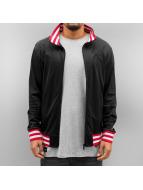 Rocawear Демисезонная куртка  черный