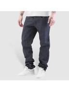 Rocawear Джинсы прямого покроя Leather Patch серый