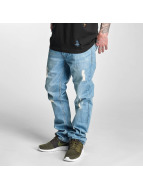 Rocawear Джинсы прямого покроя Relaxed синий
