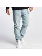 Rocawear Джинсы прямого покроя Relax Fit синий