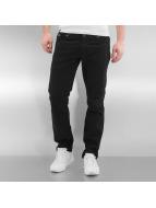 Rocawear Джинсы прямого покроя Quilted черный