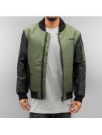 Rocawear Зимняя куртка Nick оливковый