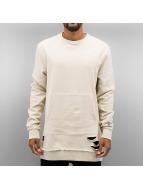Rocawear Пуловер Cuts бежевый