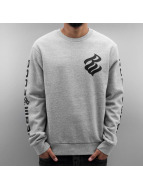 Rocawear Пуловер Fleece серый