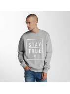 Rocawear Пуловер Stay True серый