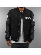 Rocawear Университетская куртка Baseball черный