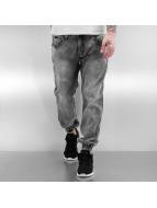 Rocawear Antifit-farkut Jogger harmaa