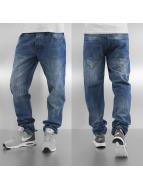Rocawear Antifit-farkut Roc Lootaper sininen