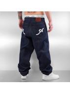 Rocawear Baggy Fit Jeans Raw Indigo