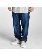 Rocawear Baggy Fit Jeans Mid Blue
