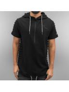 Rocawear Bluzy z kapturem Hoody czarny