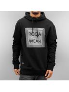 Rocawear Bluzy z kapturem Horst czarny