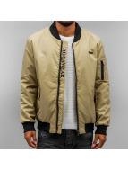 Rocawear Bomber Jacket Khaki