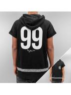 Rocawear Hoody Short Sleeve D.Mesh zwart