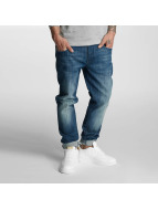 Rocawear Jean Coupe Loose Fit TaperedRoc bleu