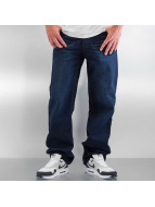 Rocawear Jean Coupe Loose Fit Tap bleu