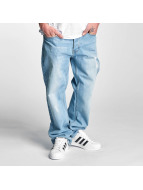 Rocawear Jean Coupe Loose Fit Loose bleu