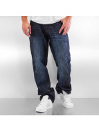 Rocawear Mirror Tapered Loose Fit Jeans Dark Blue