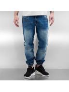 Jogger Jeans Mid Blue Wa...
