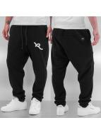 Rocawear Jogginghose Hammer Fleece schwarz