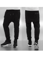 Rocawear Jogginghose Rio Fleece schwarz