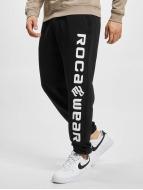 Rocawear Jogginghose Logo schwarz