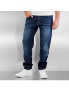 Rocawear Løstsittende bukser Tapered Loose Fit blå