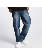 Rocawear R Loose Fit Jeans New Mid Blue