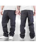 Rocawear Loose Fit Jeans Anniv Stitching grau
