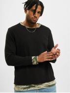 Rocawear Maglia Sweatshirt nero