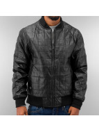 Rocawear Roc Quilt Winter Jacket Black