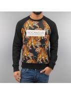Rocawear Pullover Tiger schwarz