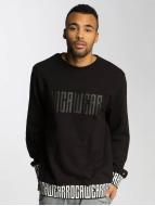Rocawear Pullover Print schwarz